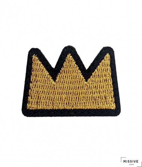 Patch Couronne